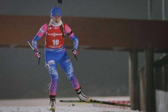 В Поклюке (Словения) прошла индивидуальная смешанная эстафета Чемпионата мира по биатлону. В ней Россию представляла новосибирская спортсменка Евгения Павлова.