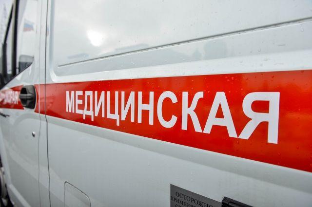 В Ижевске четыре человека пострадали в ДТП с микроавтобусом