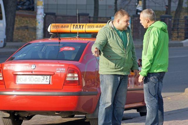 Очередное нападение таксиста на пассажирку