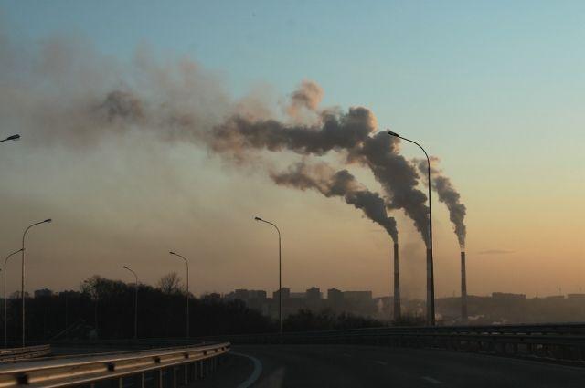 Концентрация загрязняющих веществ превышала нормативы.
