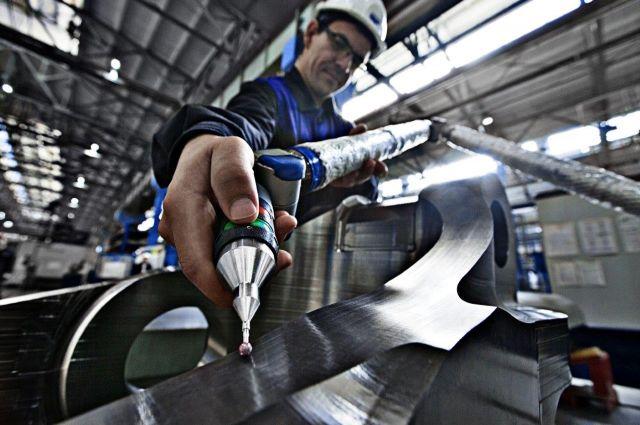 Благодаря антикризисным решениям производство наращивает обороты.