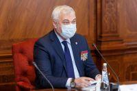 Изменения в регламент Госсовета рассмотрели парламентарии на заседании сессии.