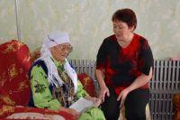 Свидетельство Мугуль Жанабаевой из села Новокиевка вручили 17 февраля.