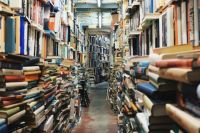 Книжные фонды пополняются не так часто, как хотелось бы.