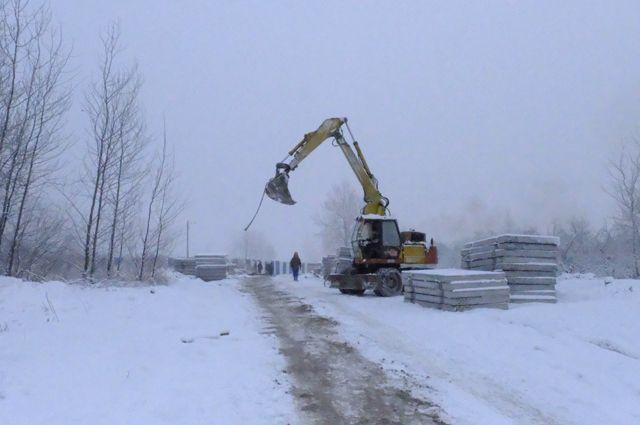 За строительством детского сада на ул. Белорусской можно следить онлайн