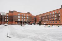 В Краснообске построили новую школу.