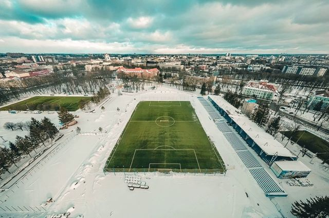 Алиханов назвал «вбросами» слухи о застройке стадиона «Балтика»