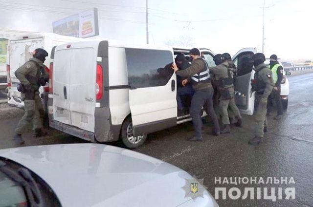 В Киеве задержали группировку наркоторговцев: детали