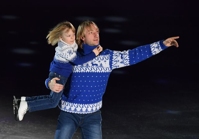 Добровинский рассказал подробности дела о клевете на сына Плющенко