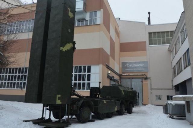 В Украине создадут первый дивизион ракетного комплекса Сапсан, - Минобороны