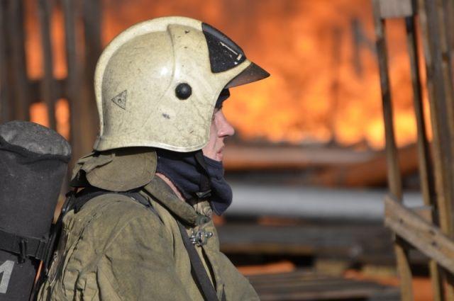 Предварительная причина возгорания — неисправная электропроводка.