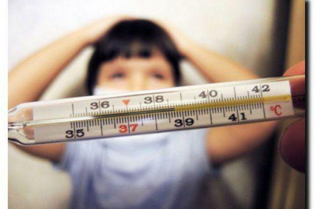 Повышенная температура - это ответная реакция организма на возбудителей болезней.