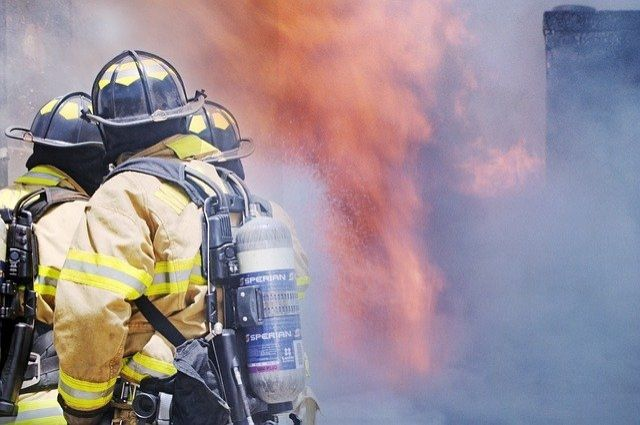 В Сочи вспыхнул пожар в гостинице
