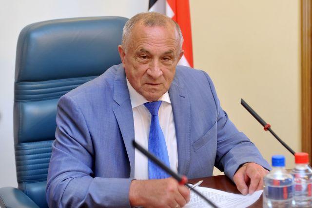 В УФСИН рассказали о состоянии экс-главы Удмуртии Александра Соловьева