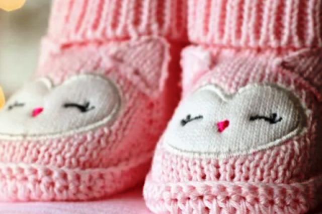 Новорожденный появился на свет в январе