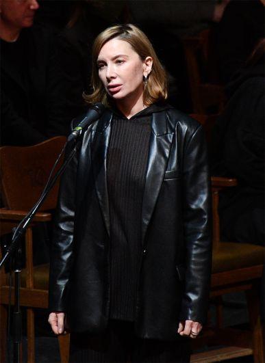 Актриса Дарья Юрская.