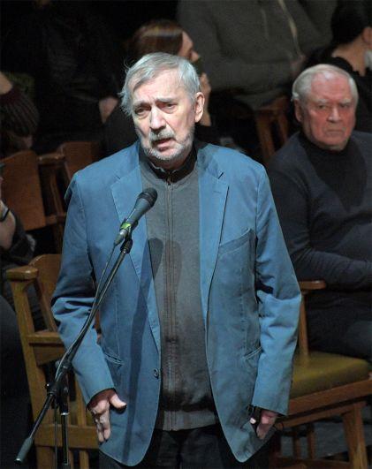 Актер Евгений Киндинов.