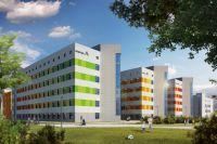 В Оренбурге обсудили представленный дизайн строящейся областной детской больницы.