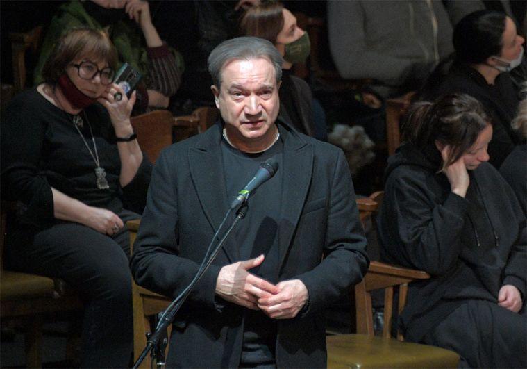 Художественный руководитель Московского театра «Современник» Виктор Рыжаков.