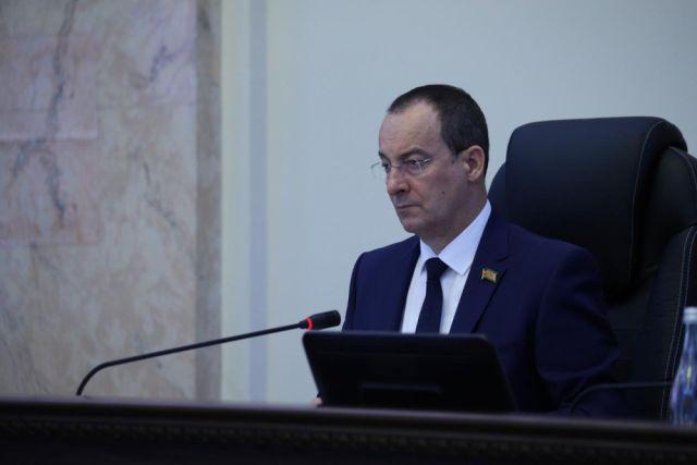 В ЗСК состоялось заседание фракции партии «Единая Россия»