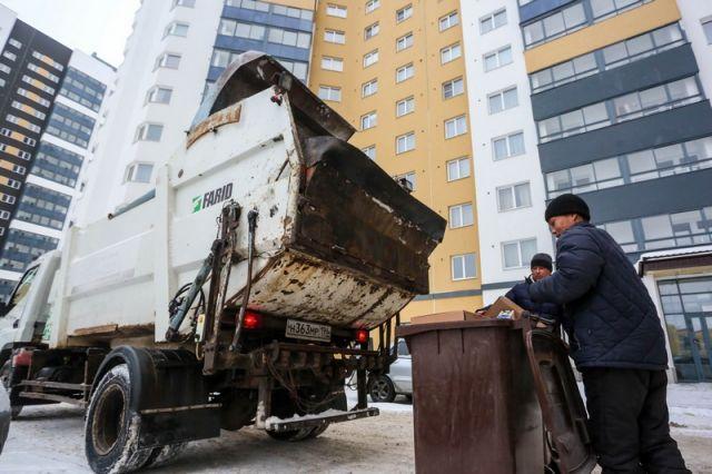 В январе с пилотных площадок города отобрано 5,7 тонн отходов, содержащих полезные компоненты