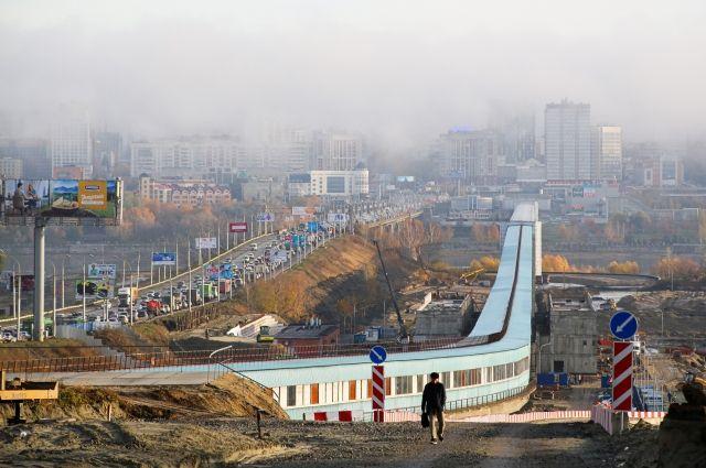 В Новосибирске выбрали организацию, которая займется составлением документации по ремонту Октябрьского моста.