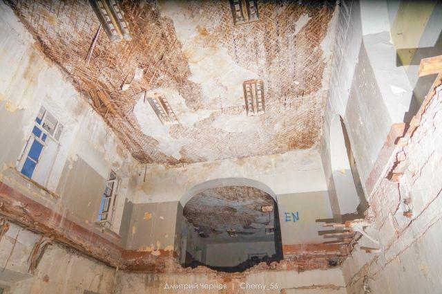 Работы по сносу восьми зданий проведет организация «Волгатехстрой».