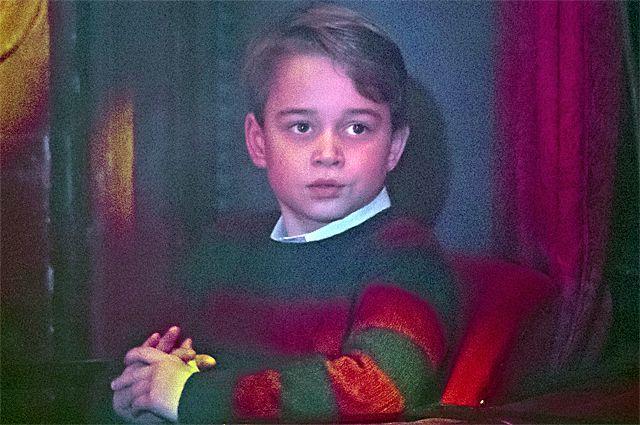 Принц Джордж Кембриджский.
