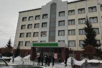 Здание УФССП в Алтайском крае