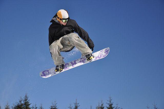 Тоболяки приняли участие в Открытом чемпионате по сноуборду
