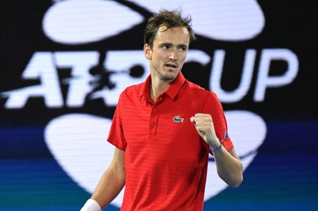 Дзюба и Черышев пожелали Медведеву победы в финале Australian Open