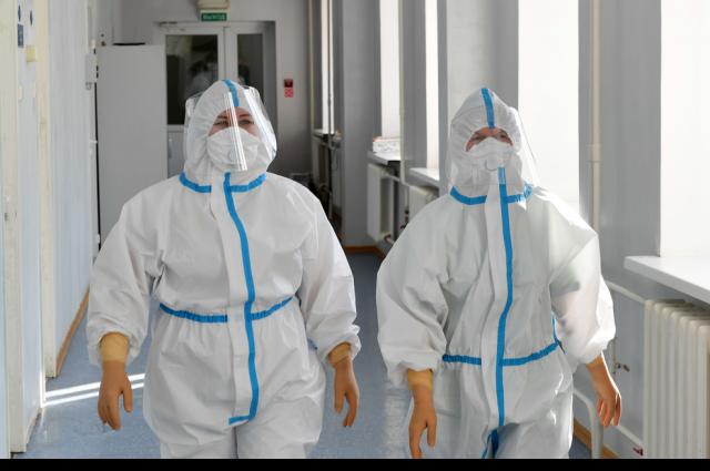 На Ямале за сутки зарегистрировано 48 новых случаев заболевания COVID-19