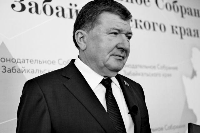 Игорь Лиханов скончался после продолжительной болезни.