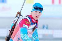 Сибирская биатлонистка не вошла в число призеров.