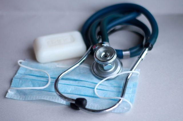 В больницах находится более 2000 инфицированных.