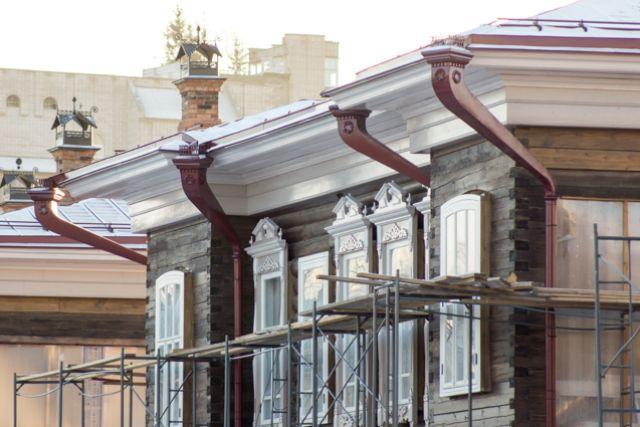 Проект по сохранению столетнего дома на Бограда, 106 одобрен экспертами.