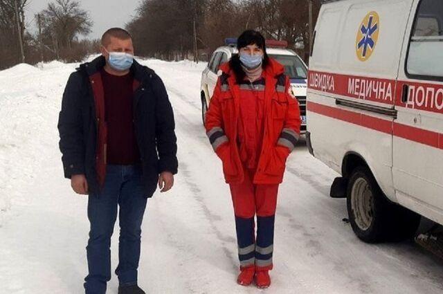 В Черкасской области мужчина набросился на медиков «скорой помощи»