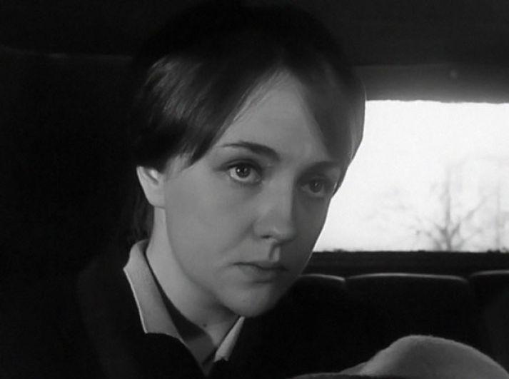 Екатерина Градова втелефильме «Семнадцать мгновений весны», 1971-73 гг.