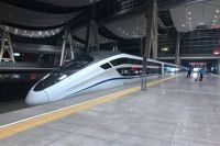 Зеленский: В Украине начали производить новые скоростные поезда