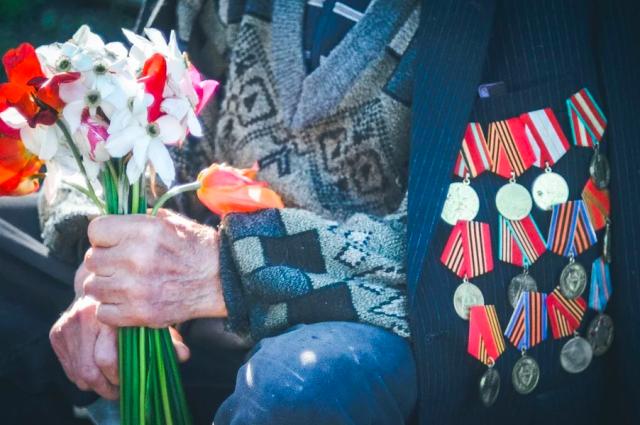 Тюменские школьники рассказали о подвигах ветеранов