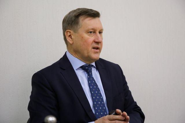 Мэр Новосибирска поздравил жителей города патриотическим роликом