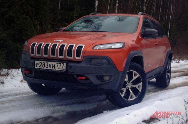 Индейцы потребовали от Jeep отказаться от наименования Cherokee