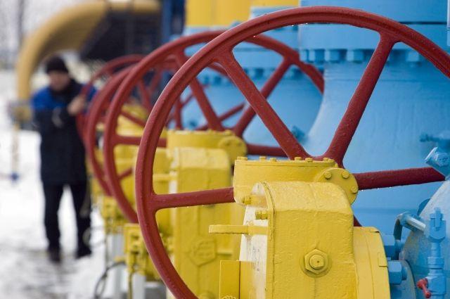 Взрыв произошел на магистральном газопроводе «Союз».