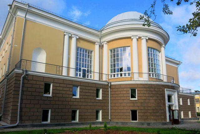 Национальная библиотека Карелии.