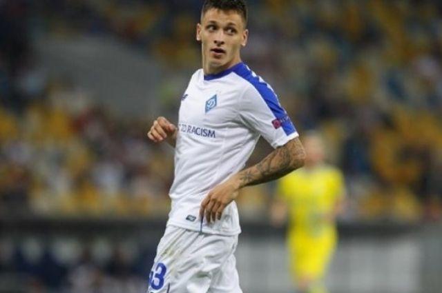 Назарий Русин перешел в польский клуб «Легия».