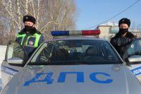 Угонщика задержал патруль ДПС в соседнем районе.