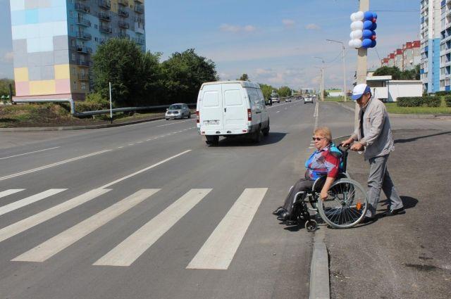 Валентина Шмакова много лет была председателем общества инвалидов.