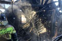 За три дня в Иркутской области произошло 36 пожаров.
