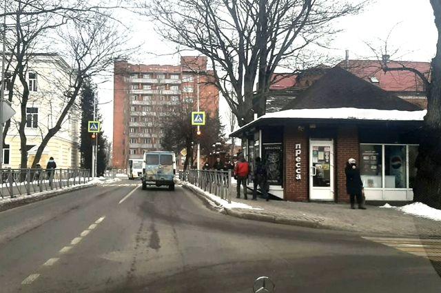 В Зеленоградске изменят работу светофоров для минимизации пробок
