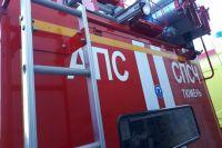 На месте пожара в деревне Падерина обнаружили тело мужчины